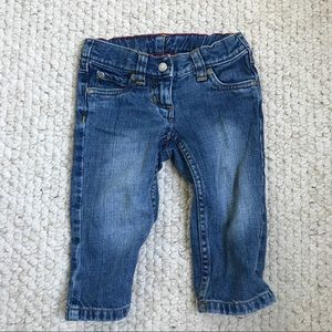 Hanna Andersson Toddler Jeans Size 80